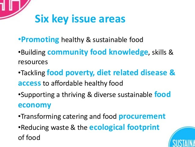 Sustainable Food City Bournemouth
