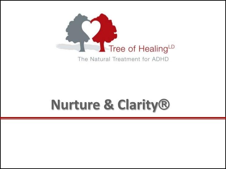Nurture & Clarity<br />