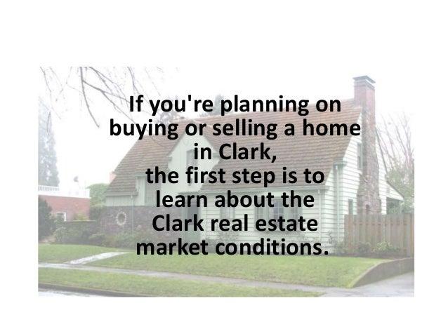 Clark Real Estate Market Report - July 2014 Slide 2