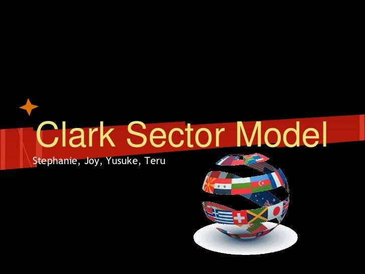 Clark Sector ModelStephanie, Joy, Yusuke, Teru