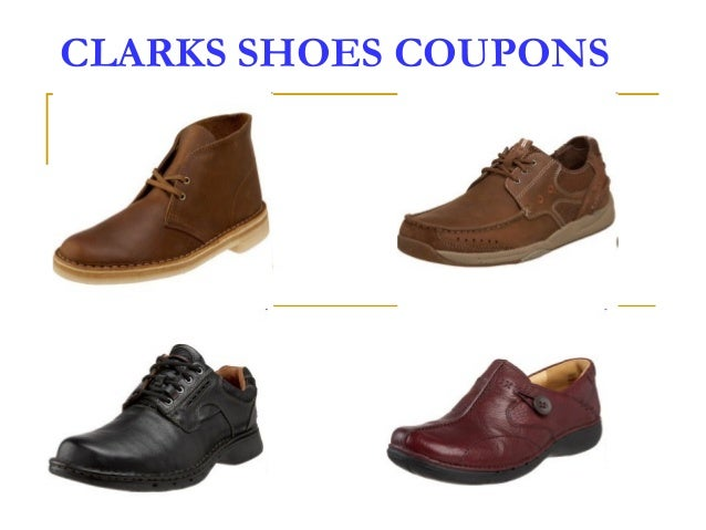Clarks Special Offers & Promotions With Newsletter Sign Up