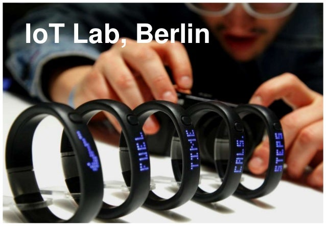 #iotlab @claropartners  IoT Lab, Berlin