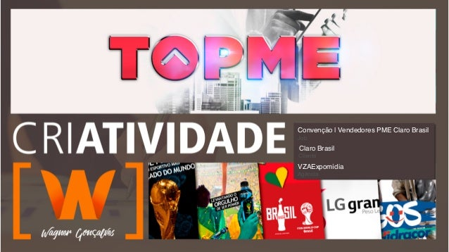 Planejamento Convenção De Vendas Pme Claro Brasil