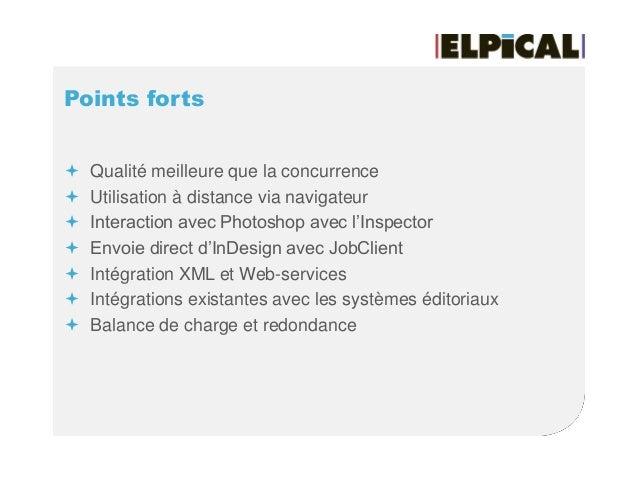 Claro Elipcal présentation en français