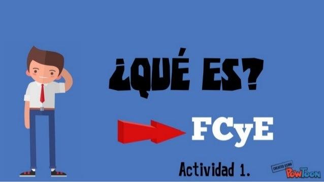 clase 1 FCyE