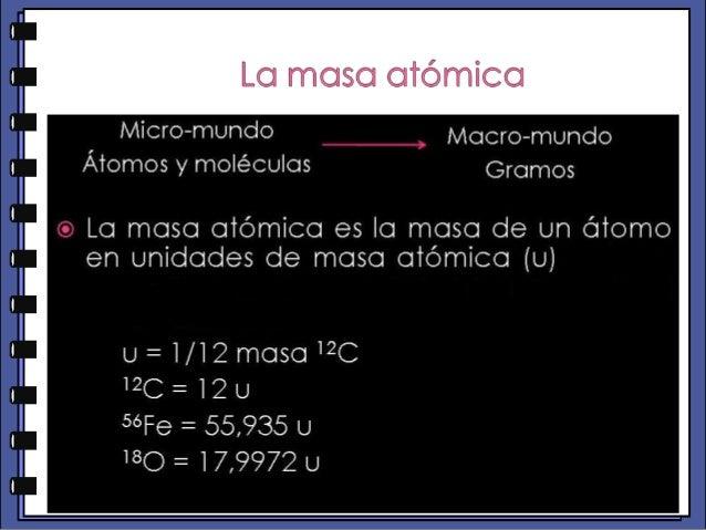 Masa Formular •Es la masa de un mol unidades fórmula •Se expresa en g •La masa molar expresada en gramos es numéricamente ...