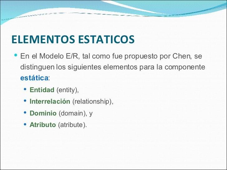 Clase 3   Modelo Entidad   Relacion Slide 3