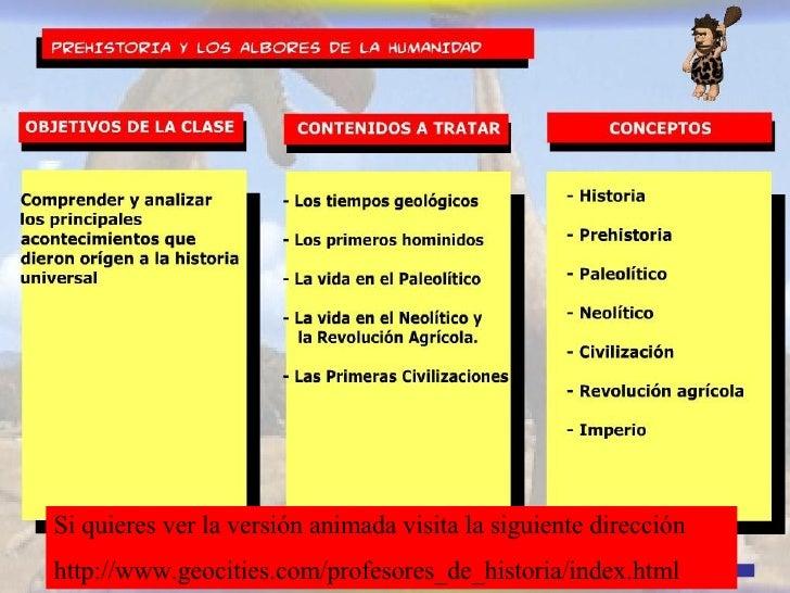 Si quieres ver la versión animada visita la siguiente dirección http://www.geocities.com/profesores_de_historia/index.html