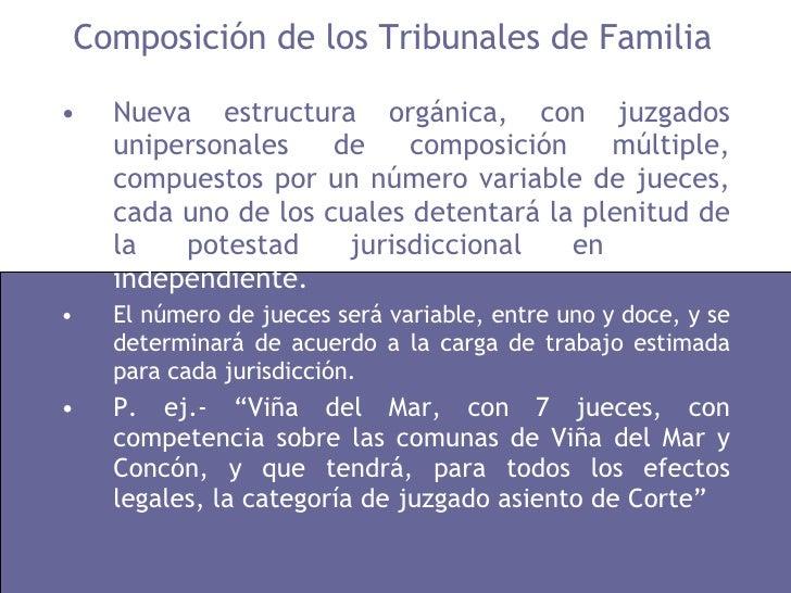 Clase Sobre Justicia De Familia Principios Y Procedimiento