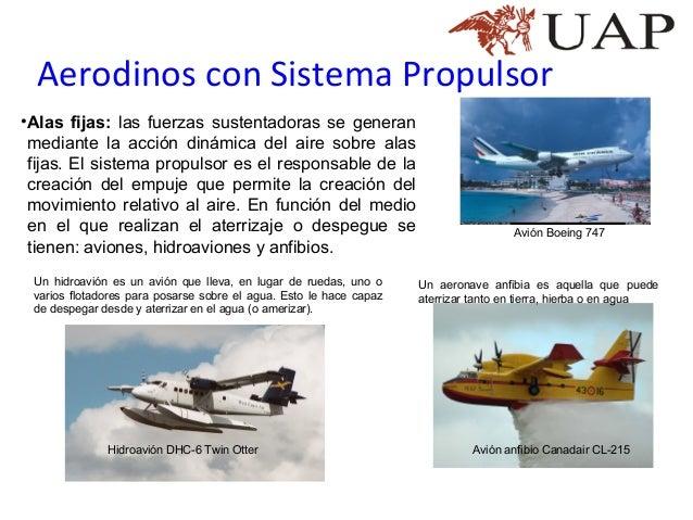 clasificacion de las aeronaves