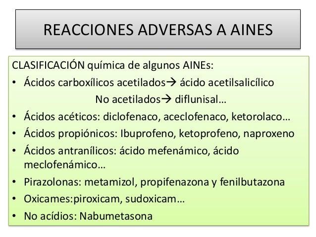 Clase 04 reacciones adversas a medicamentos