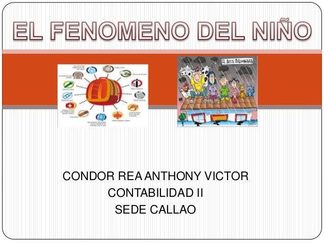 CONDOR REA ANTHONY VICTOR CONTABILIDAD II SEDE CALLAO