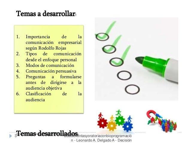 Comunicación Empresarial _ Clase 9  - Curso / Taller  Slide 3