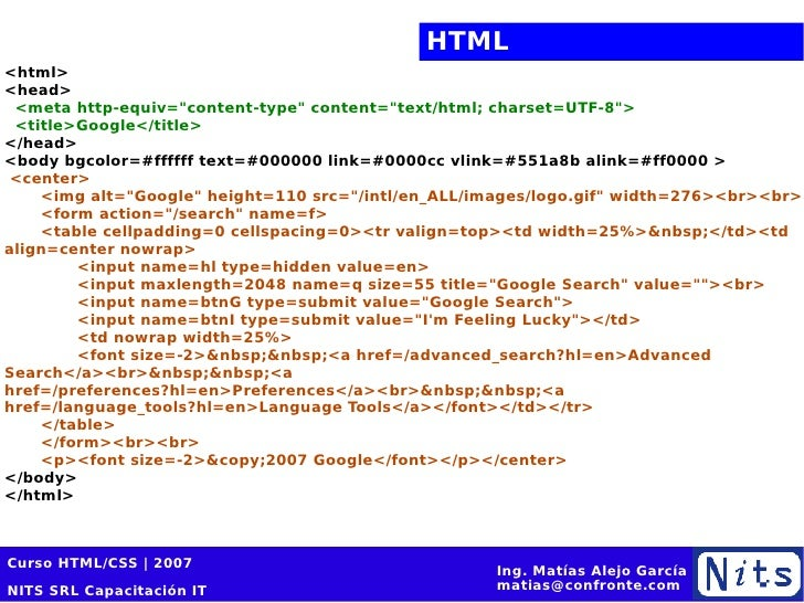Curso html css 1 4 for Table th nowrap css