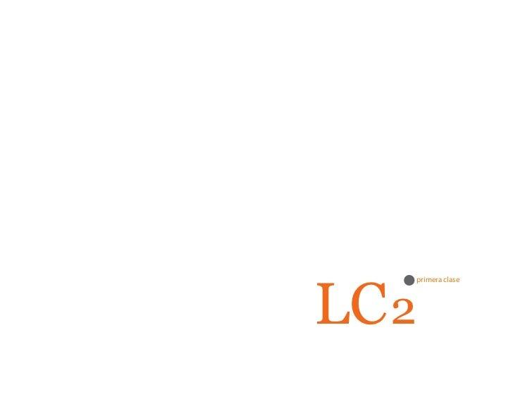 LC 2        primera clase