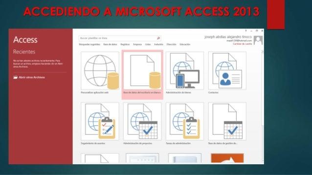 OBJETOS DE UNA BD EN MICROSOFT ACCESS CONSULTAS Permiten filtrar información proveniente de una o más tablas.