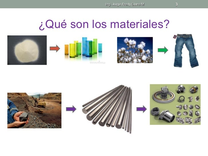 Clase 1 materiales de ingenier a semana 1 - Tipos de materiales de construccion ...