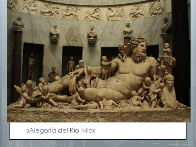 «Alegoría del Río Nilo»