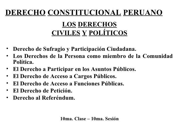 Clase 10   dcp - derechos civiles y políticos - i