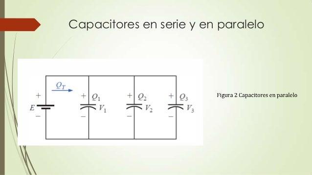 Clase 10 Capacitores En Serie Y Paralelo