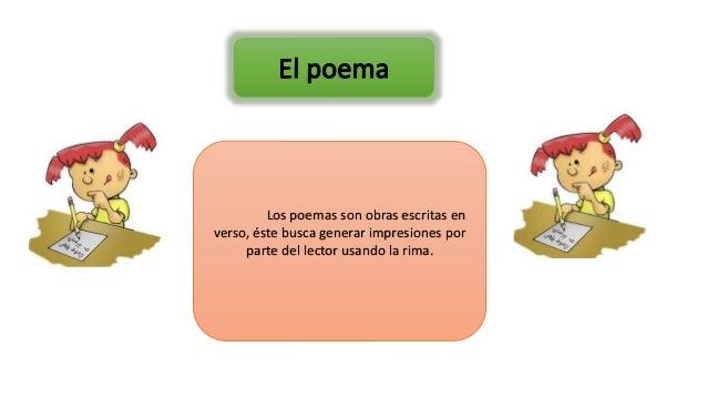 Clase 11 El Poema