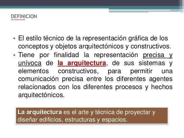 Worksheet. Clase 13 dibujo tecnico  Principios del Dibujo Arquitectonico