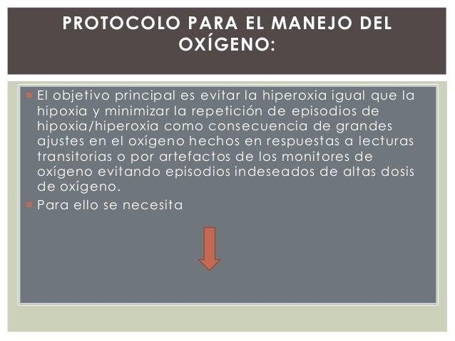 PROTOCOLO DE OXIGENOTERAPIA PDF DOWNLOAD
