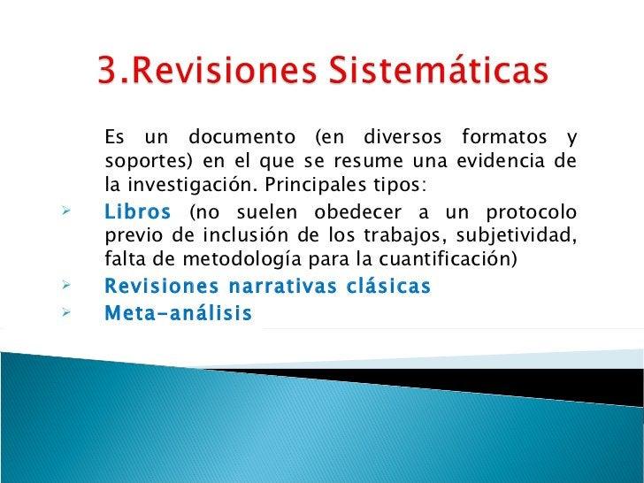 <ul><li>Es un documento (en diversos formatos y soportes) en el que se resume una evidencia de la investigación. Principal...