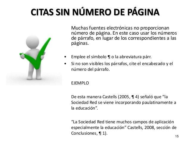 Clase 16 Bibliografía Normas Apa