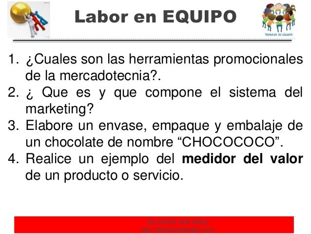 4 1. ¿Cuales son las herramientas promocionales de la mercadotecnia?. 2. ¿ Que es y que compone el sistema del marketing? ...