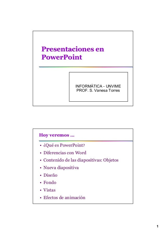 1 Cátedra: Taller deCátedra: Taller de Informática y EducaciónInformática y Educación Presentaciones enPresentaciones en P...