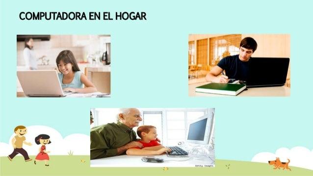 COMPUTADORA EN EL TRABAJO