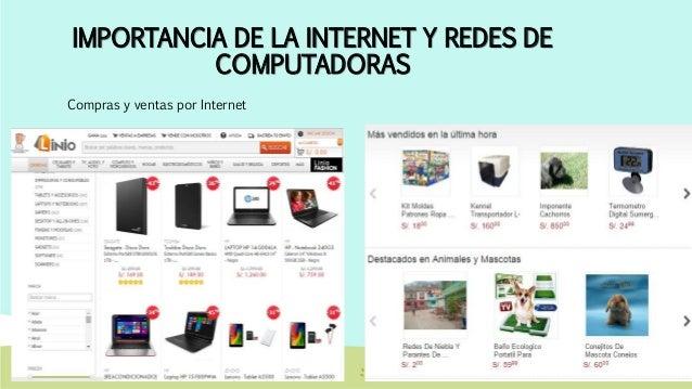IMPORTANCIA DE LA INTERNET Y REDES DE COMPUTADORAS Radio difusión
