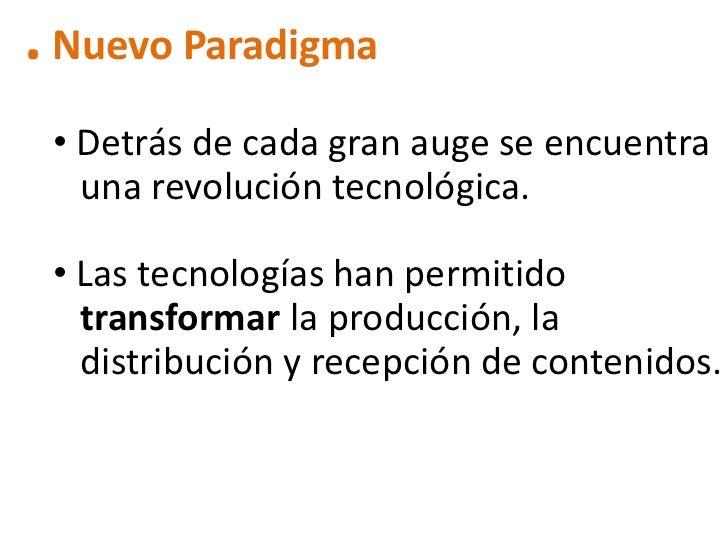 El futuro es hoy Slide 2