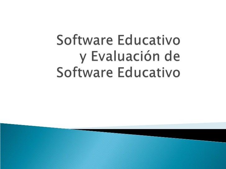    Aquel material de aprendizaje especialmente    diseñado para ser utilizado con un computador en    los procesos de ens...