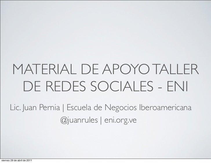 ESTADISTICAS                              Sobre redes sociales y su usoviernes 29 de abril de 2011