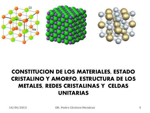 Clase 2 Mipi Estructura Cristalina