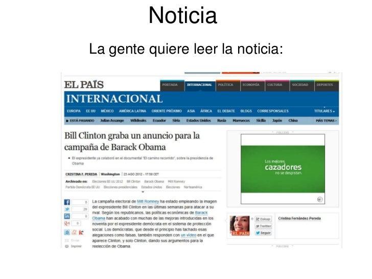 NoticiaLa gente quiere leer la noticia:  Cómo hacer periodismo, Aguilar 2002 Bogotá