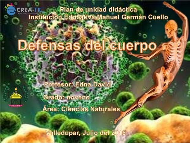 Fuente: Regueiro y otros (2009) ¡Hola! Para comenzar haz clic en algunos de los vínculos del mapa conceptualLa defensa del...