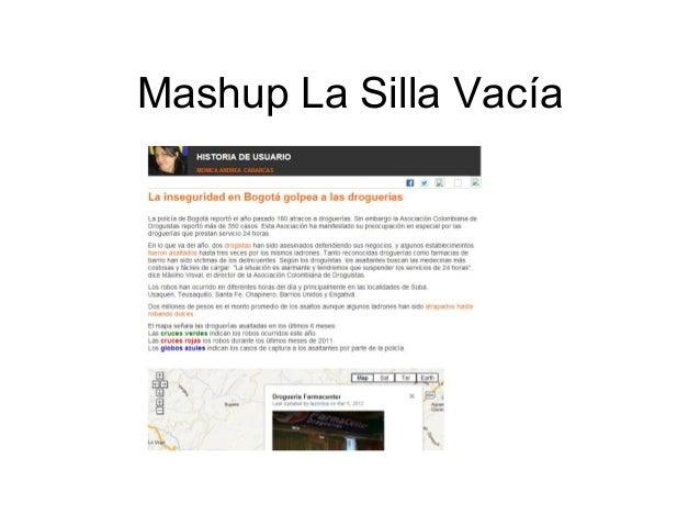 Mashup La Silla Vacía