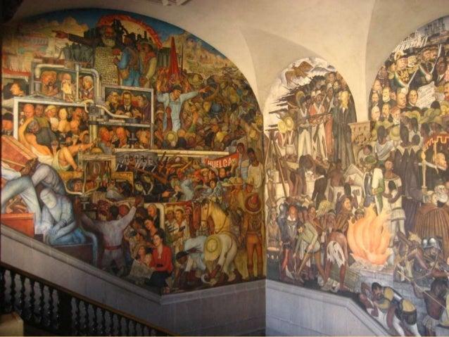 El muralismo mexicano for El mural guadalajara jalisco
