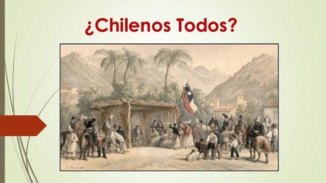 ¿Chilenos Todos?