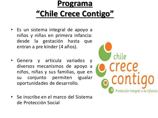 Clase 2 redes de proteccion social programa chile crece for Redes de proteccion