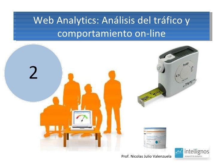 Web Analytics: Análisis del tráfico y comportamiento on-line