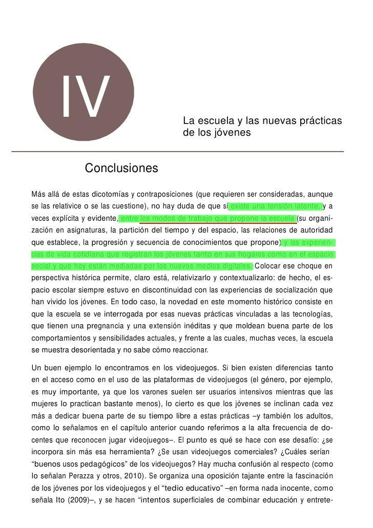 www.fundacionsantillana.com        IV                                    La escuela y las nuevas prácticas                ...