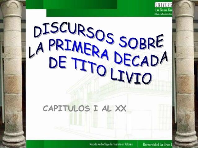 CAPITULOS I AL XX 1
