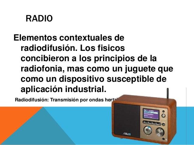 7 Clase 5 pp - Medios de comunicación sonoros