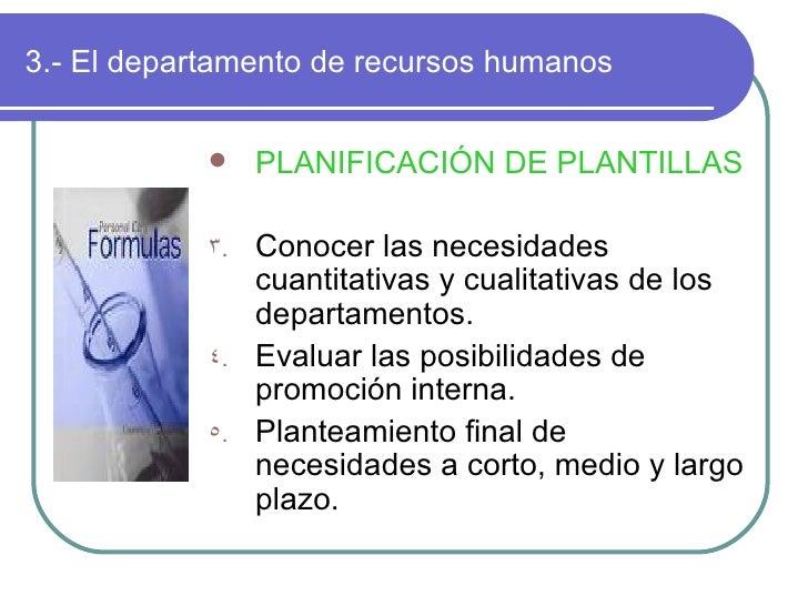 Clase 6 Los Recursos Humanos