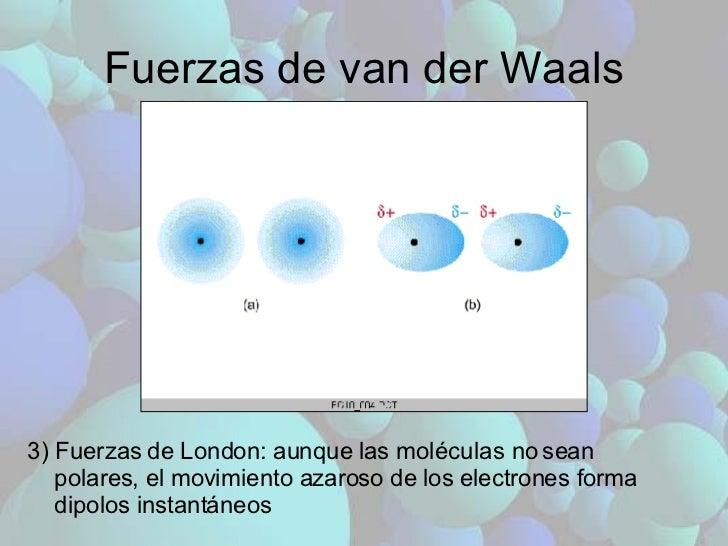 Clase 7 Fuerzas Intermoleculares