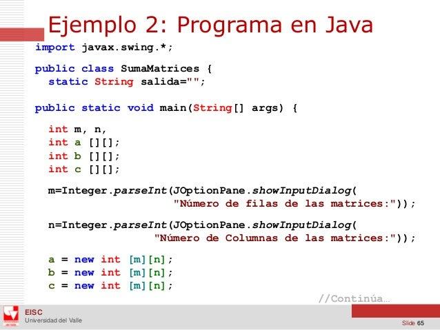 ejercicios de programacion en java netbeans resueltos pdf